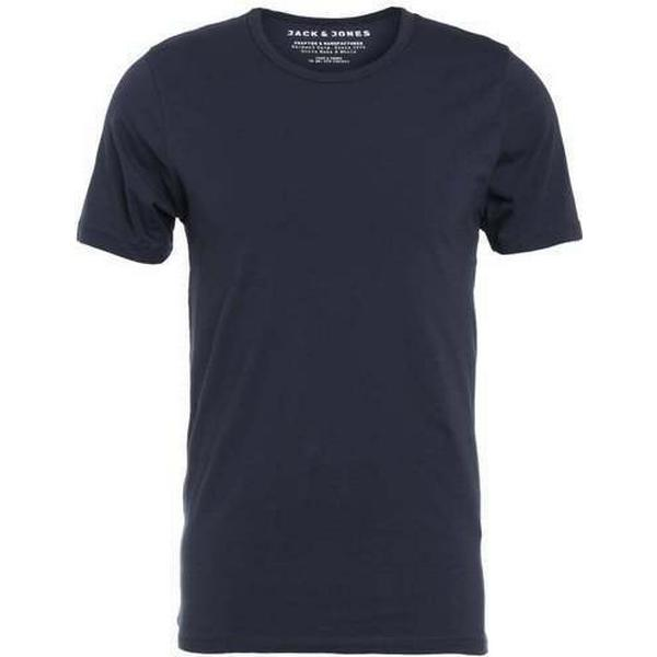 Jack & Jones Basic O-Neck Regular Fit T-shirt Blue/Navy Blue