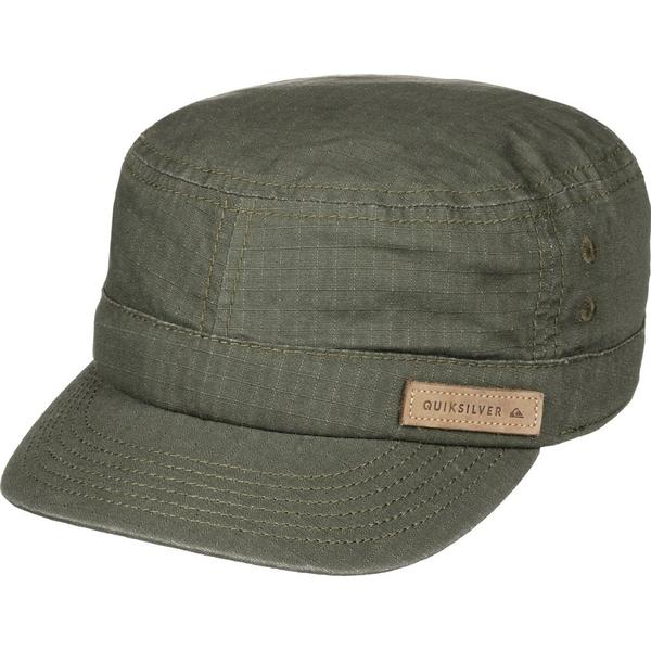 Quicksilver Renegade Military Cap Dusty Olive