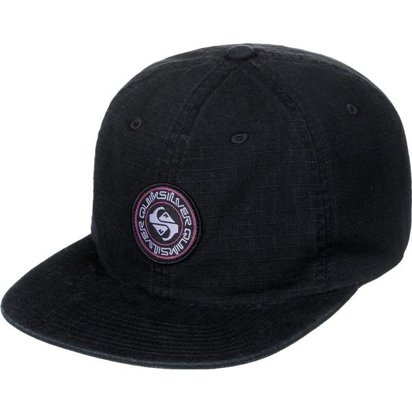 Quicksilver Close Caller Cap - Black