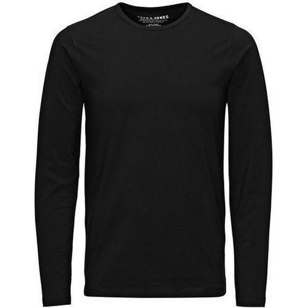 Jack & Jones Basic Long Sleeved T-shirt - Black/Black