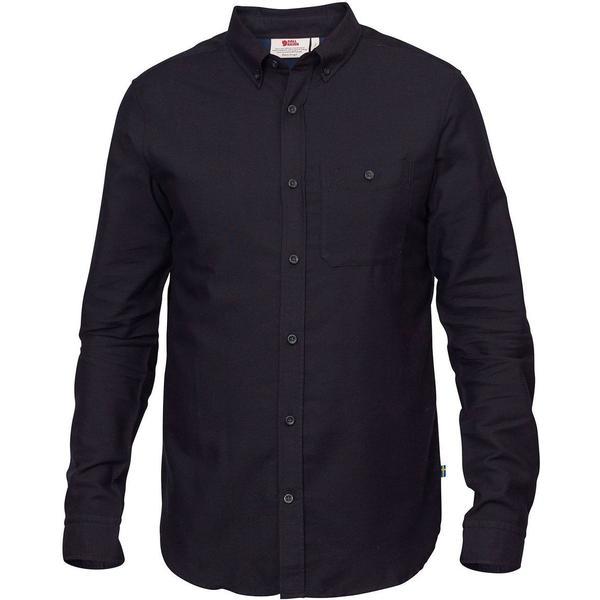 Fjällräven Övik Foxford Shirt LS Dark Navy