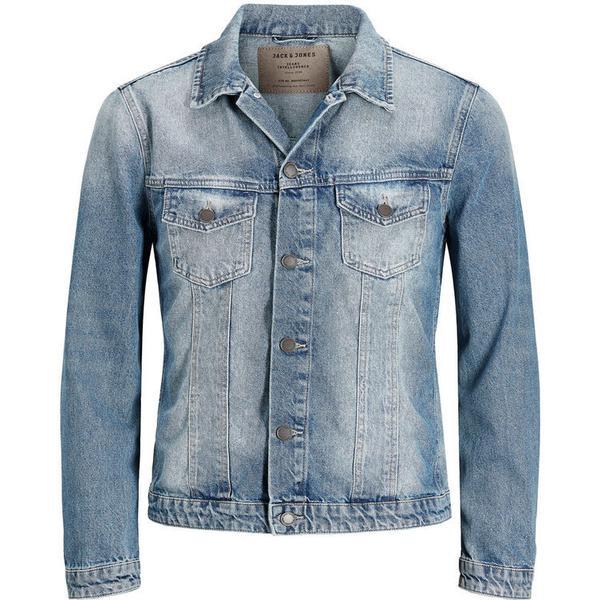 Jack & Jones Classic Denim Jacket Blue/Blue Denim