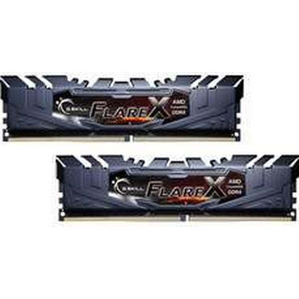 G.Skill Flare X DDR4 2933MHz 2x8GB for AMD (F4-2933C14D-16GFX)