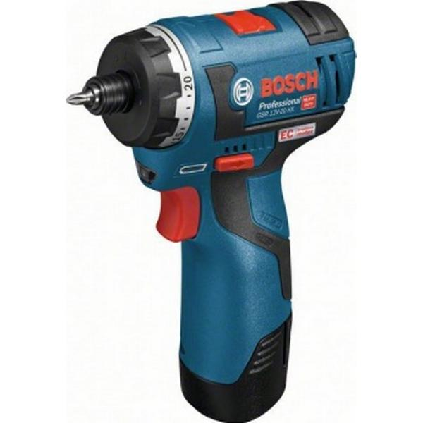 Bosch GSR 12V-20 HX Professional (2x3.0Ah)
