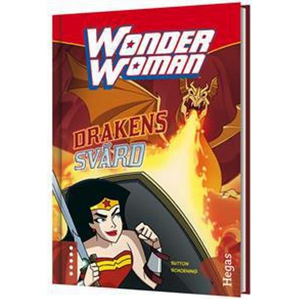 Wonder Woman - Drakens svärd (Inbunden, 2018)