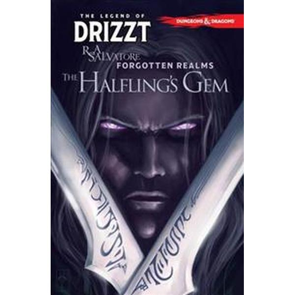 Dungeons & Dragons: The Legend of Drizzt Volume 6 - The Halfling's Gem (Häftad, 2017)