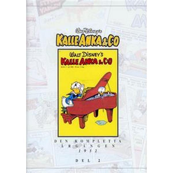 Kalle Anka & Co Den kompletta årgången 1952 del 2 (Inbunden, 2002)