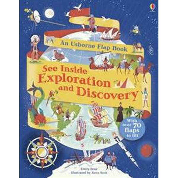 See Inside Exploration and Discovery (Kartonnage, 2015)