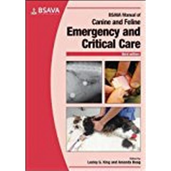 BSAVA Manual of Canine and Feline Emergency and Critical Care (Häftad, 2018)