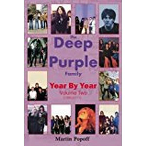 Deep Purple Family Year By Year: (Häftad, 2018)