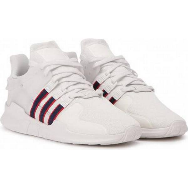 Adidas EQT Navy) Support ADV (White / Navy) EQT 948213