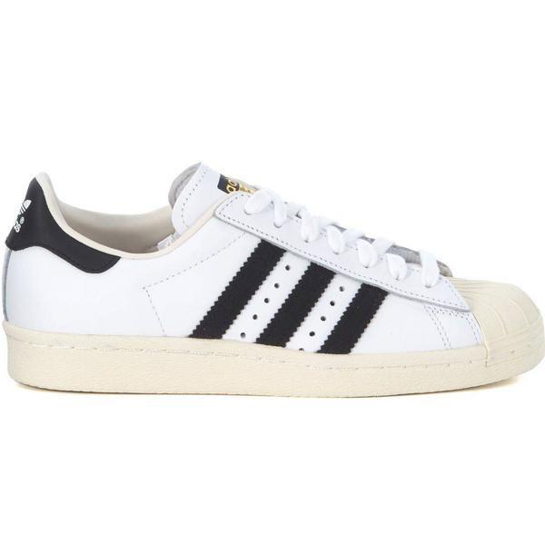 adidas adidas adidas originaux adidas superstar stimuler chaussure en cuir blanc | Larges Variétés  135d9d