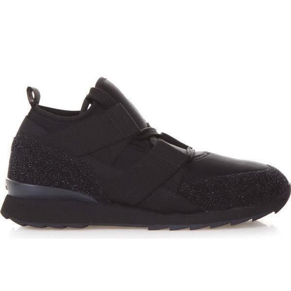 Hogan Technical Technical Hogan Fabric & Glitter Sneakers 4448a1