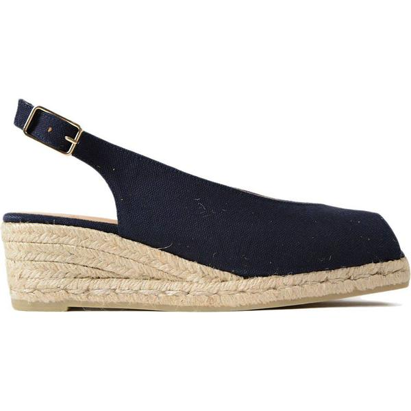 Castañer Castañer Peep Toe Slingback Slingback Toe Sandals d955a6
