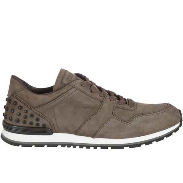 Gentleman/Lady:Tod's Studded Detail Sneakers: Sneakers: Sneakers: Outflow 8e16e7