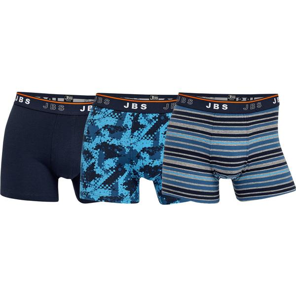 JBS Trend Tights 3-pack Blue/Multicolor