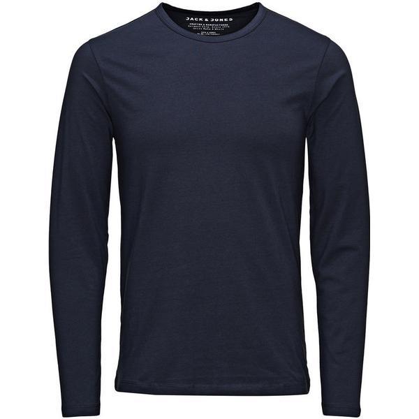Jack & Jones Basic Long Sleeved T-shirt Blue/Navy Blue