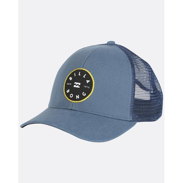 Billabong Walled Trucker Cap Navy