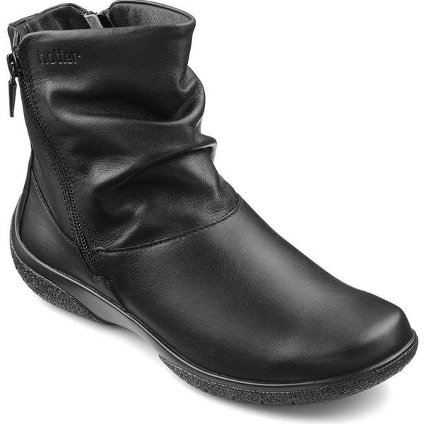 Whisper Boots - Black - 4.5 Extra Wide Fit - 4.5 - 50eede