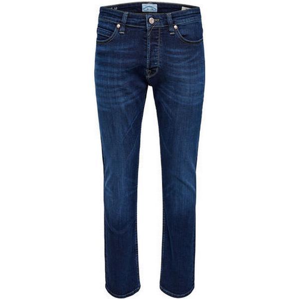 Only & Sons Weave Regular Fit Jeans Blue/Dark Blue Denim
