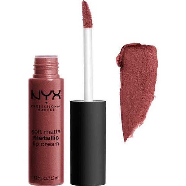 NYX Soft Matte Metallic Lip Cream Rome