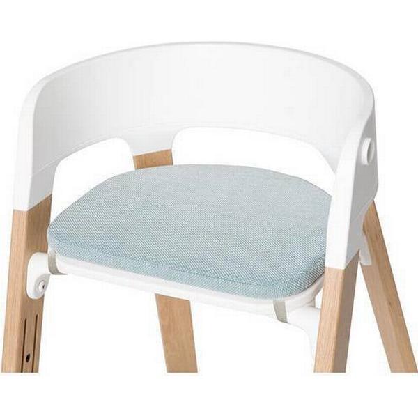 Stokke Steps Chair Cushion Jade Twill