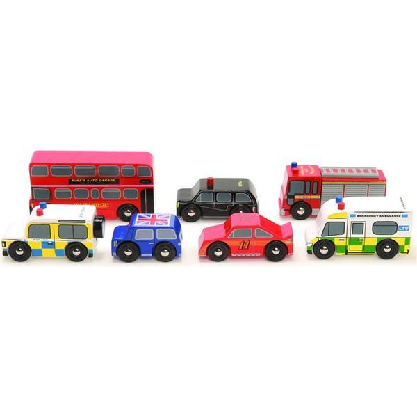 Le Toy Van London Biler
