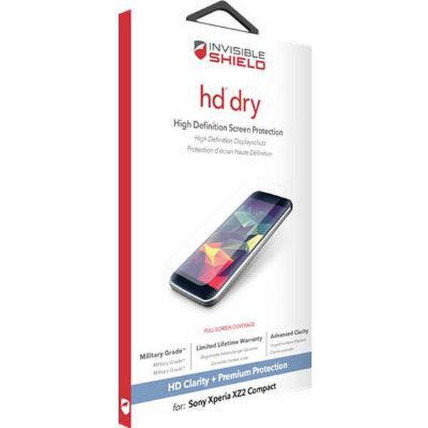 Zagg InvisibleShield HD Dry (Xperia XZ2 Compact)