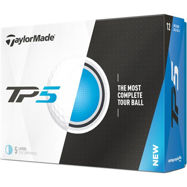 TaylorMade TP5 (12 pack)