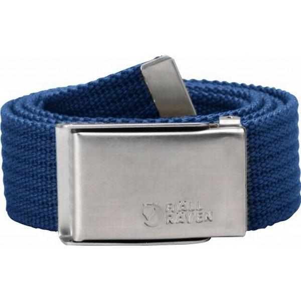 Fjällräven Merano Canvas Belt Unisex Deep Blue
