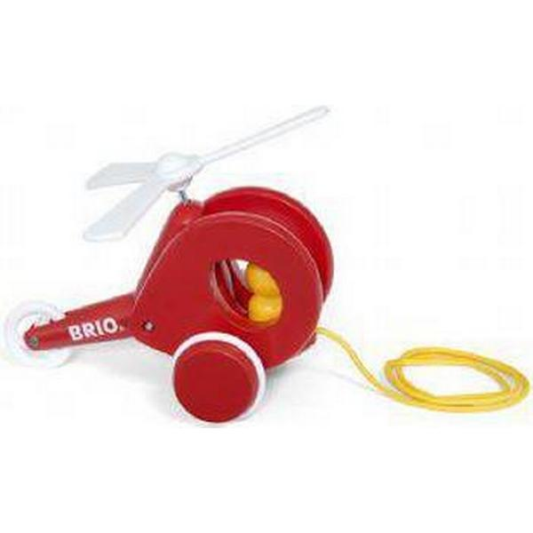 Brio Pull Along Helikopter 30227