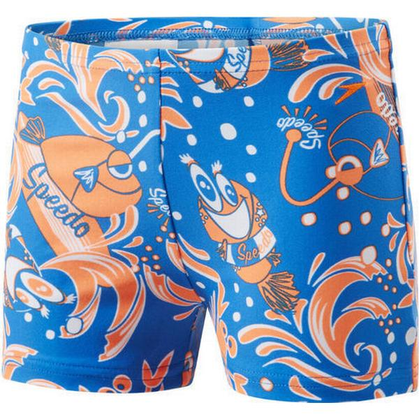 Speedo Essential Allover Aqua Shorts Jr