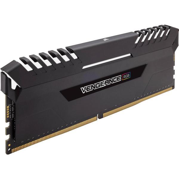 Corsair Vengeance RGB LED DDR4 3000MHz 2x8GB (CMR16GX4M2D3000C16)