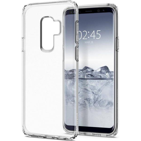 Spigen Liquid Crystal Case (Galaxy S9 Plus)