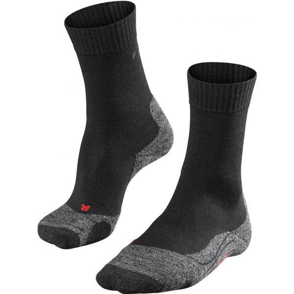 Falke TK2 Trekking Socks - Black Mix