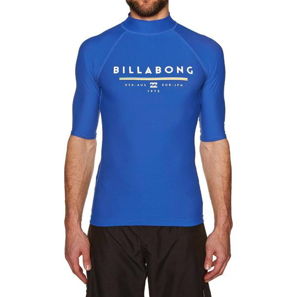 Billabong Unity SS Rash Vests