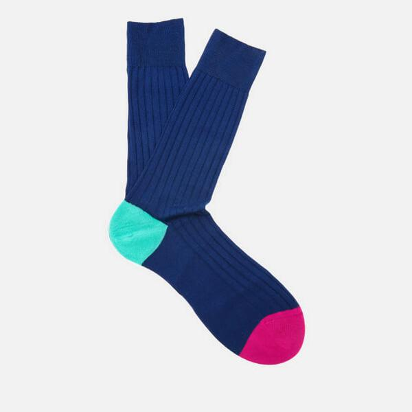 Pantherella Portobello Ocean Socks