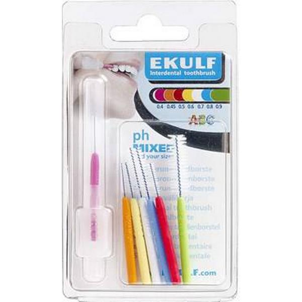 Ekulf Ph Plus Mixed Testpakke 6 Stk fra EKULF -