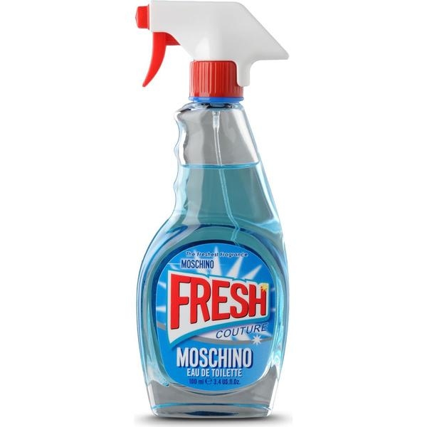 Moschino Fresh Couture Edt 100ml Compare Prices Pricerunner Uk
