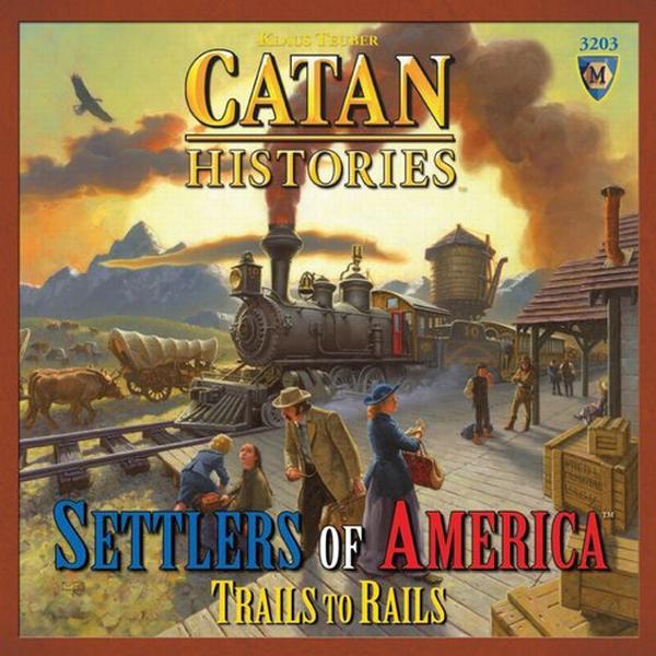 Catan: Settlers of America