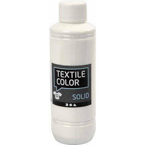 Textile Solid White Opaque 250ml