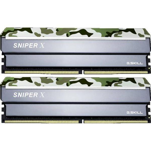 G.Skill Sniper X DDR4 3200MHz 2x8GB (F4-3200C16D-16GSXFB)