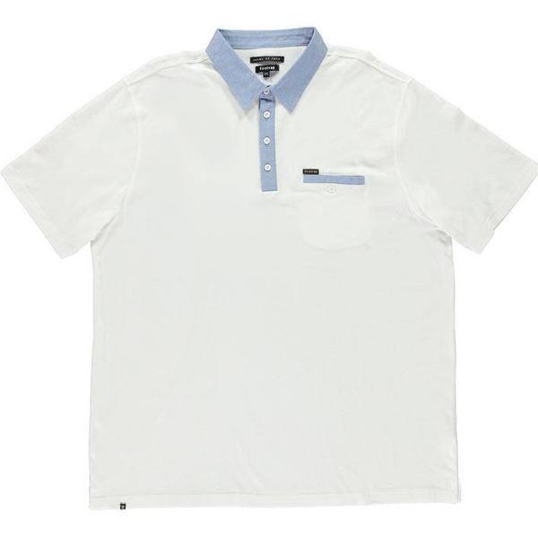 Firetrap Ojen Polo Shirt White