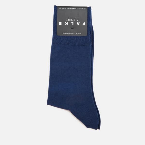 Falke Airport Socks Royal Blue