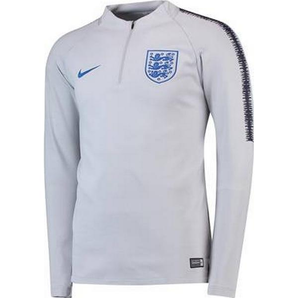 Nike England Squad Drill LS Jersey Youth
