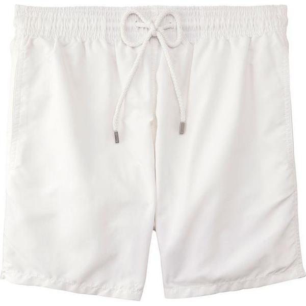 Vilebrequin Moorea Solid Swim Shorts White