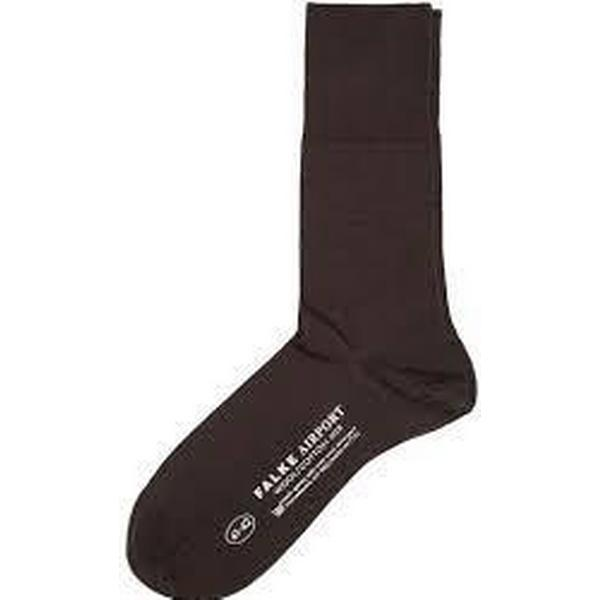 Falke Airport Socks Brown