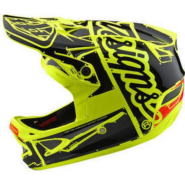 Troy Lee Designs D3 Factory Fiberlite