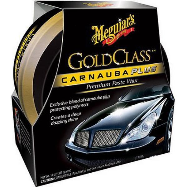 Meguiars Gold Class Carnauba Plus Paste Wax G7014J