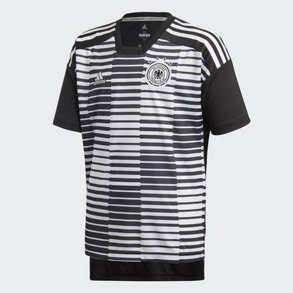 Adidas Germany Home Pre Match Jersey 18/19 Youth